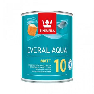 Tikkurila Everal Aqua Semi Matt [40]