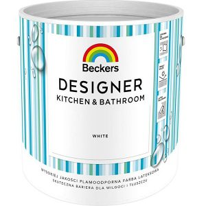 Beckers Designer Kitchen & Bathroom White