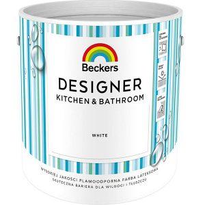 Beckers Designer Kitchen & Bathroom White