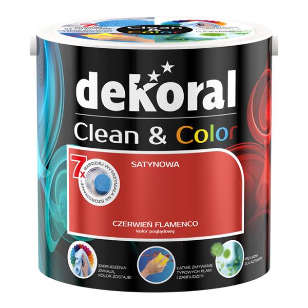 Dekoral Clean & Color