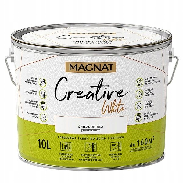 Magnat Creative White