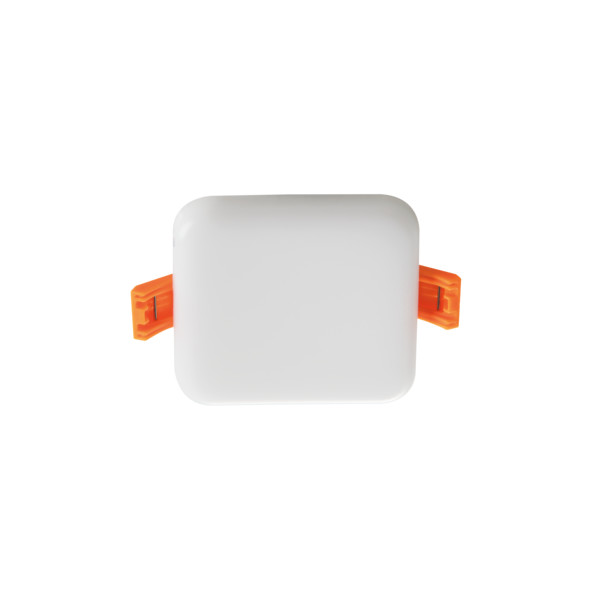 Oprawa typu downlight AREL LED, 6W, barwa neutralna, kwadrat