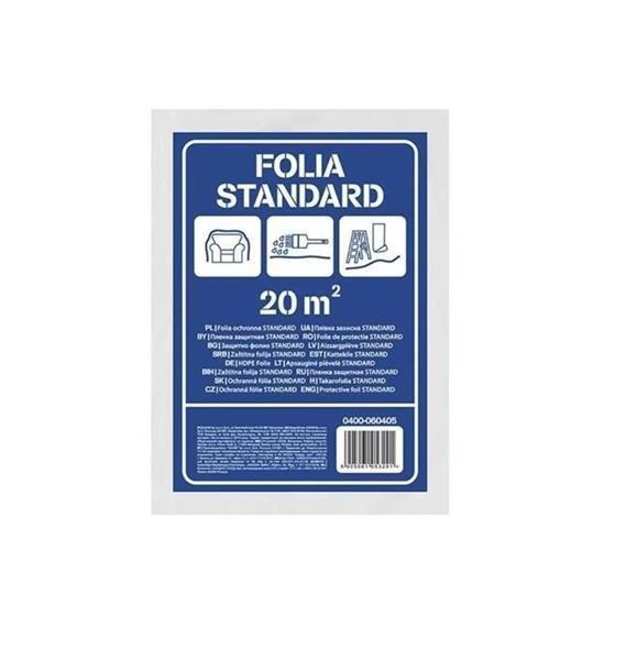 Kaem folia malarska standard 20m2 4x5m