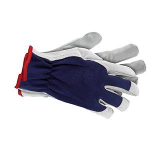Rękawice ochronne wykonane ze skóry koziej (rejs)