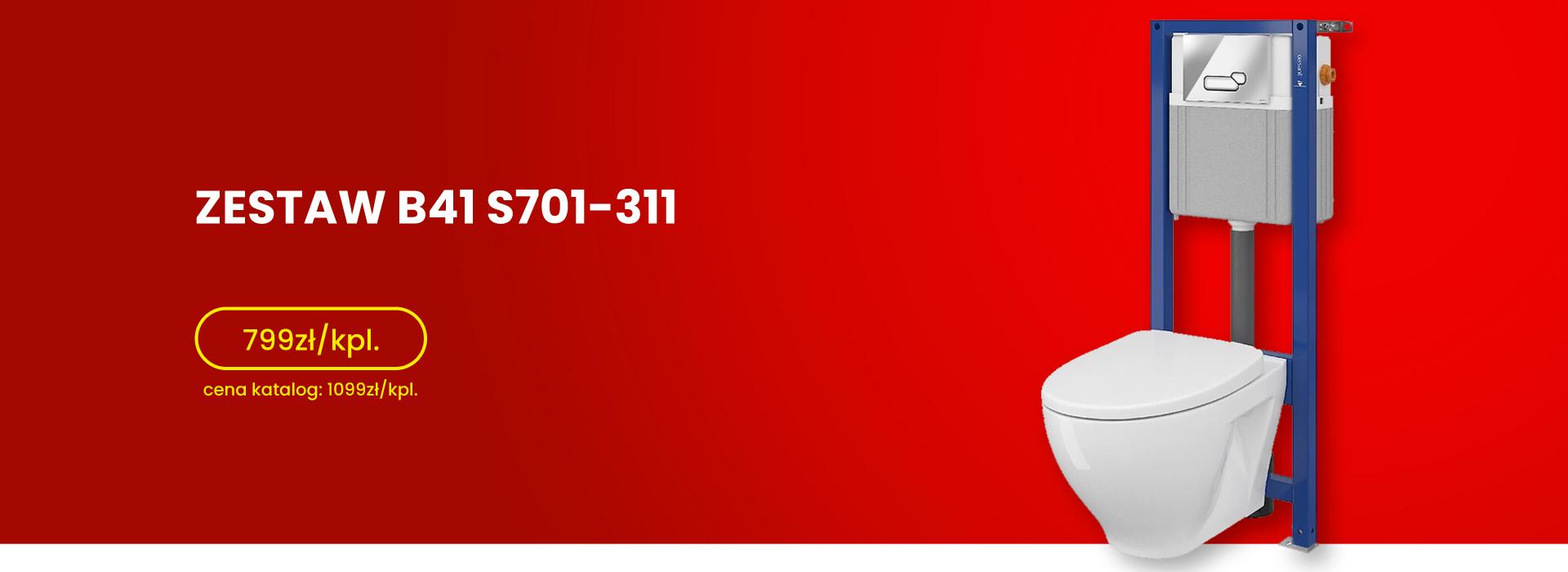 Zestaw B41 S701-311