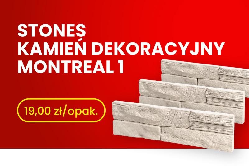 Stones Kamień Dekoracyjny Montreal 1